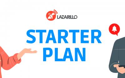 Empresas ya pueden conectarse con la comunidad Lazarillo a través de Starter Plan