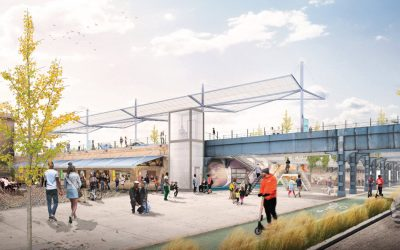 Lazarillo joins the Accessible Streets Studio, led by Ford's Michigan Central and Newlab, to pilot solutions in Detroit's underdeveloped transportation networks