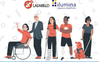 Ilumina y Lazarillo Rompen Barreras de Inclusión Desde México