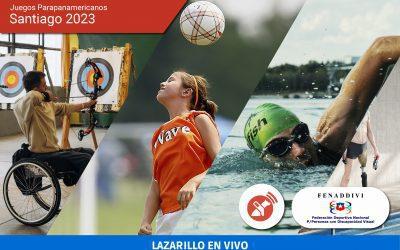 Santiago 2023: Deportistas Paralímpicos Se Alistan De Cara A Los Juegos En Chile